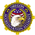 Oregon State Accreditation Logo
