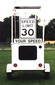 Picture of a Speed Trailer